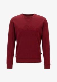 BOSS - SALBO 10217264 01 - Sweater - dark pink - 3