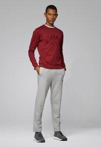 BOSS - SALBO 10217264 01 - Sweater - dark pink - 1