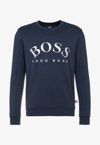 BOSS - SALBO 10217264 01 - Sweatshirt - blue/silver - 3
