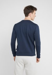 BOSS - SALBO 10217264 01 - Sweatshirt - blue/silver - 2