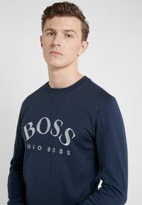 BOSS - SALBO 10217264 01 - Sweatshirt - blue/silver - 4