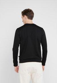 BOSS - SALBO 10217264 01 - Sweatshirt - black/gold - 2