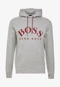 BOSS - SOODY - Jersey con capucha - grey - 5