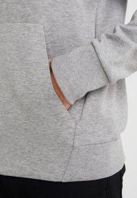 BOSS - SOODY - Jersey con capucha - grey - 6