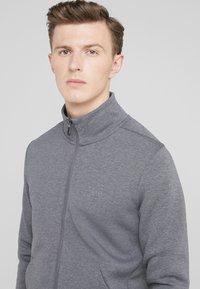 BOSS - SKAZ  - Zip-up hoodie - grey - 3