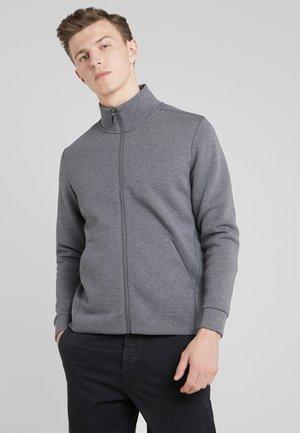 SKAZ  - veste en sweat zippée - grey