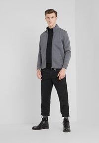 BOSS - SKAZ  - Zip-up hoodie - grey - 1
