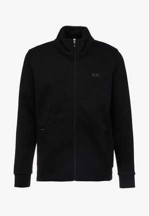 SKAZ  - veste en sweat zippée - black