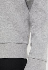 BOSS - SALBO  - Top sdlouhým rukávem - grey melange - 3