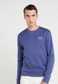 BOSS - SALBO  - Camiseta de manga larga - navy - 0