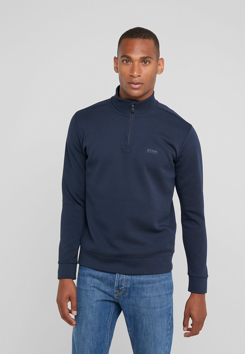 BOSS - Sweatshirt - navy
