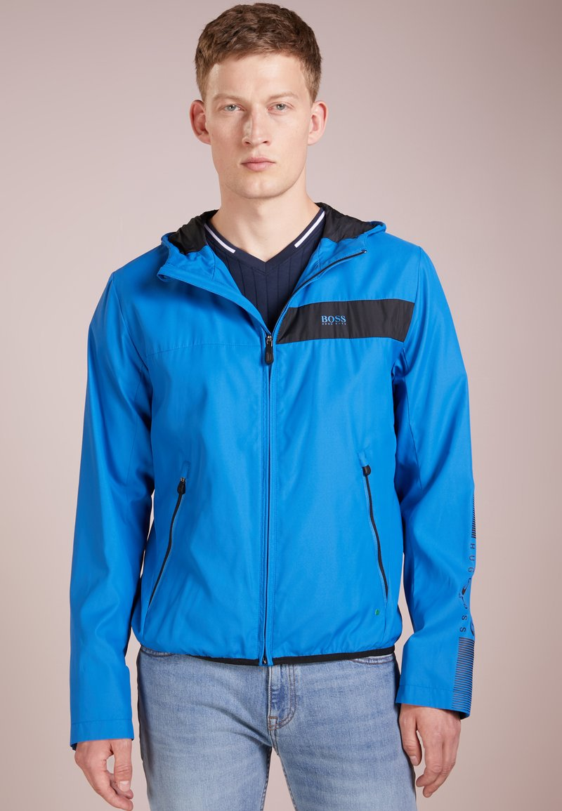 BOSS - JELTECH - Impermeable - bright blue