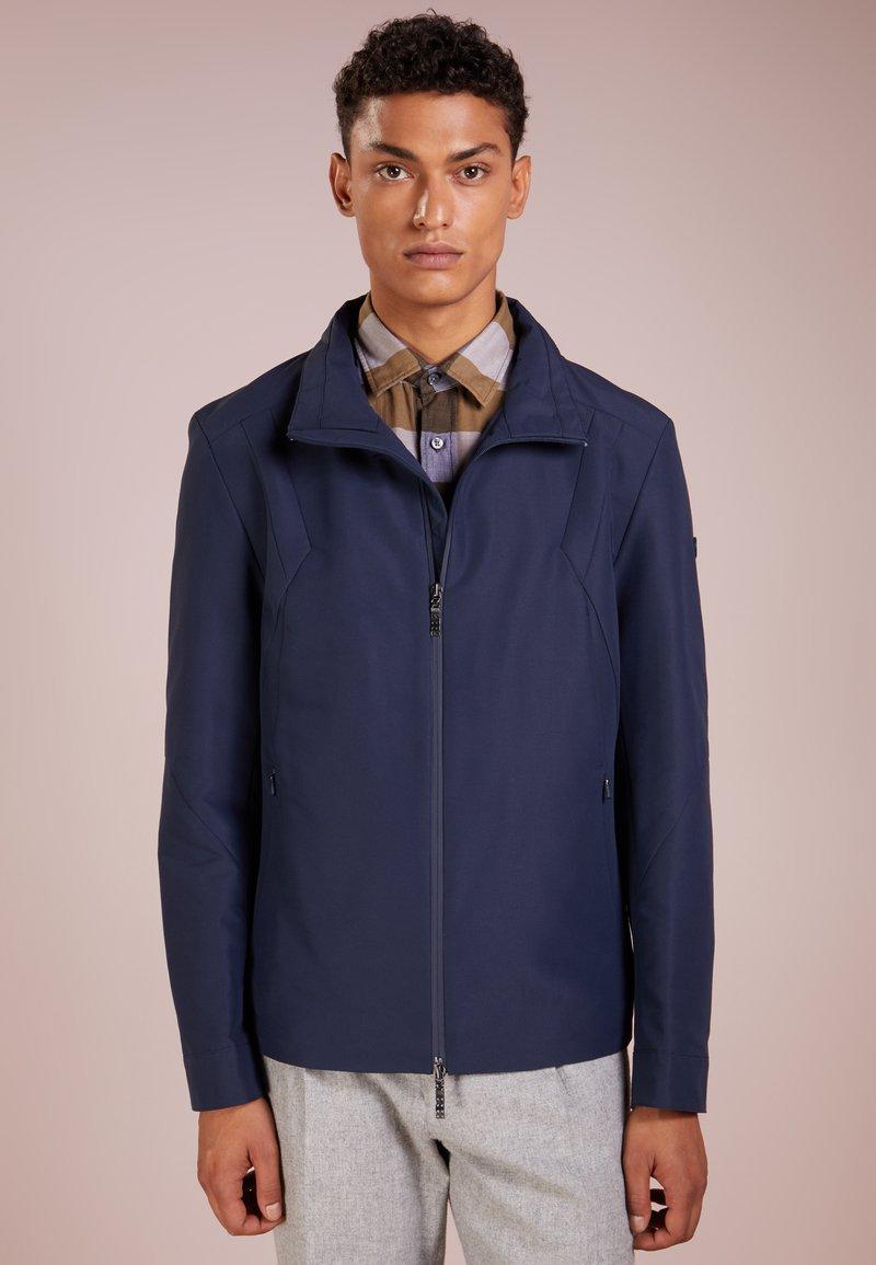 BOSS - JORSCHE - Light jacket - navy