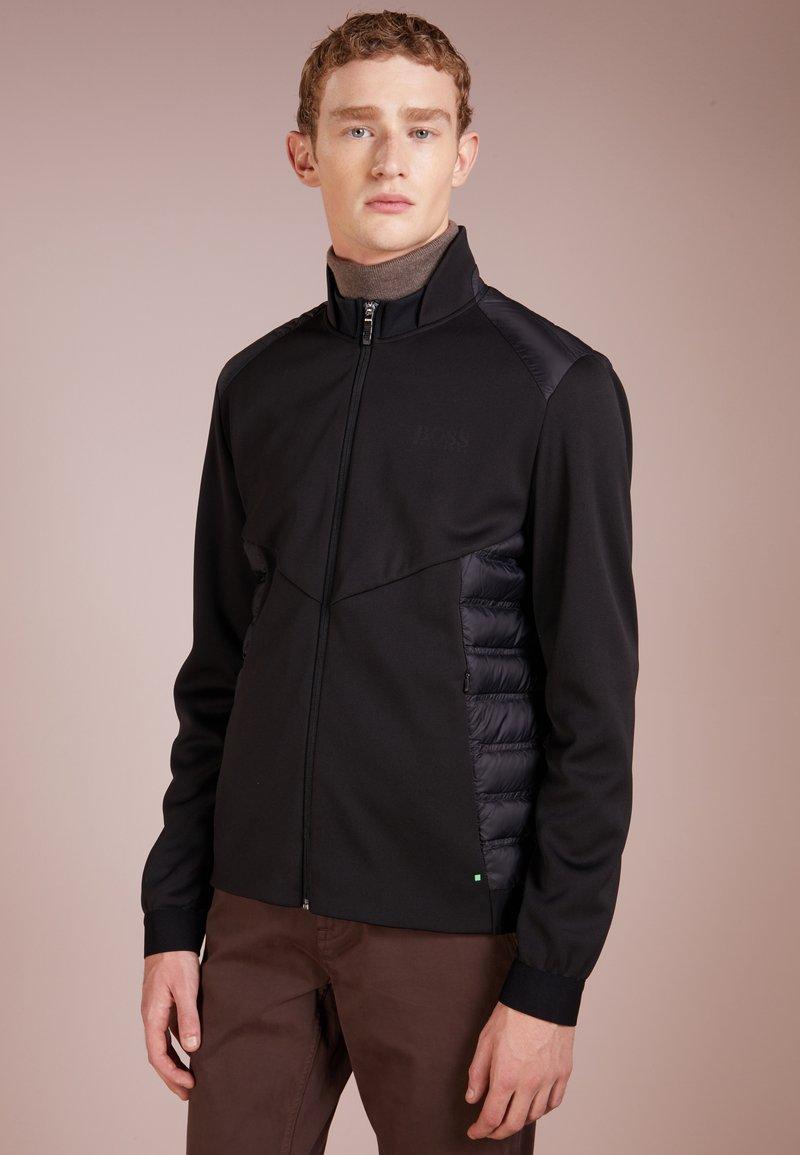 BOSS - JALMSTAD PRO - Gewatteerde jas - black