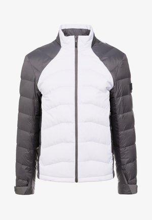 SARITO - Daunenjacke - grey/white
