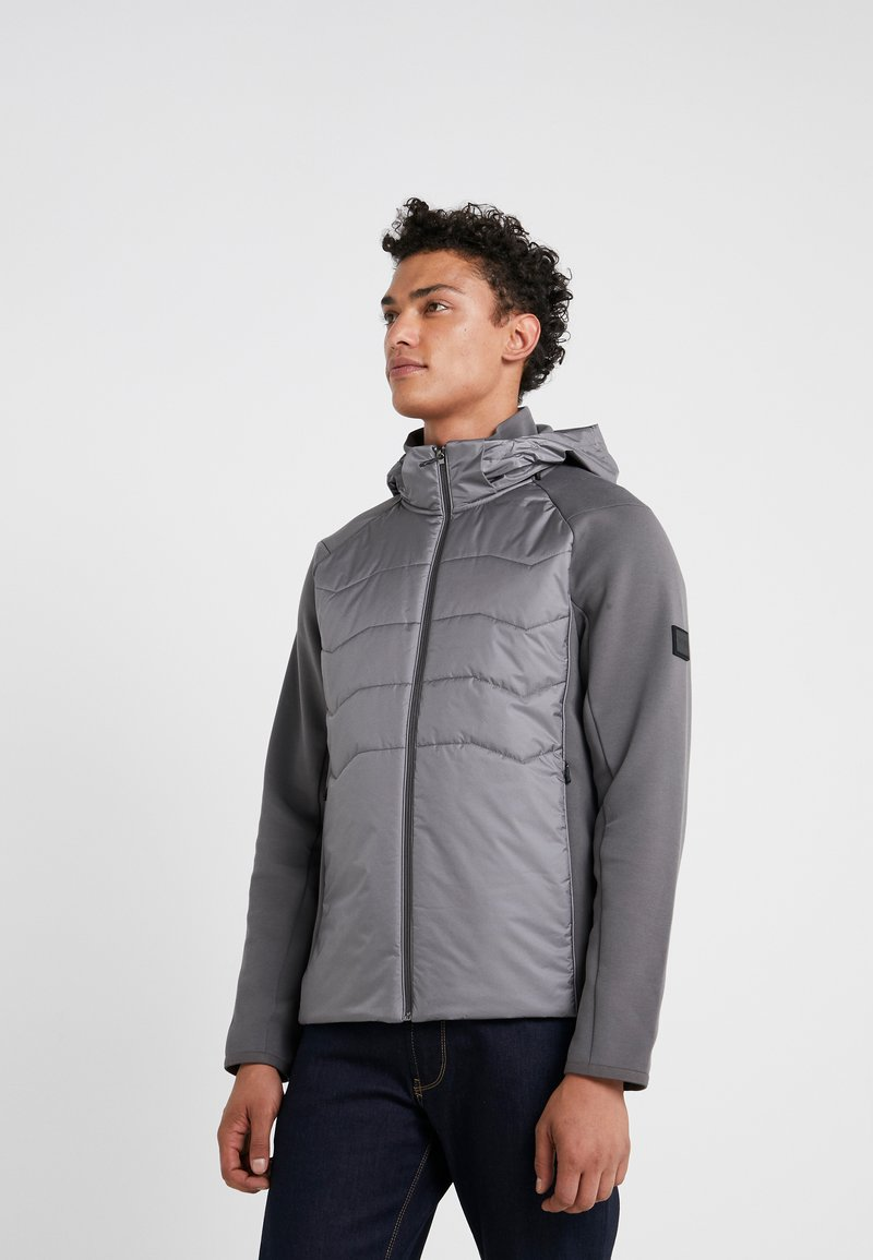 BOSS - SETACH - Summer jacket - grey