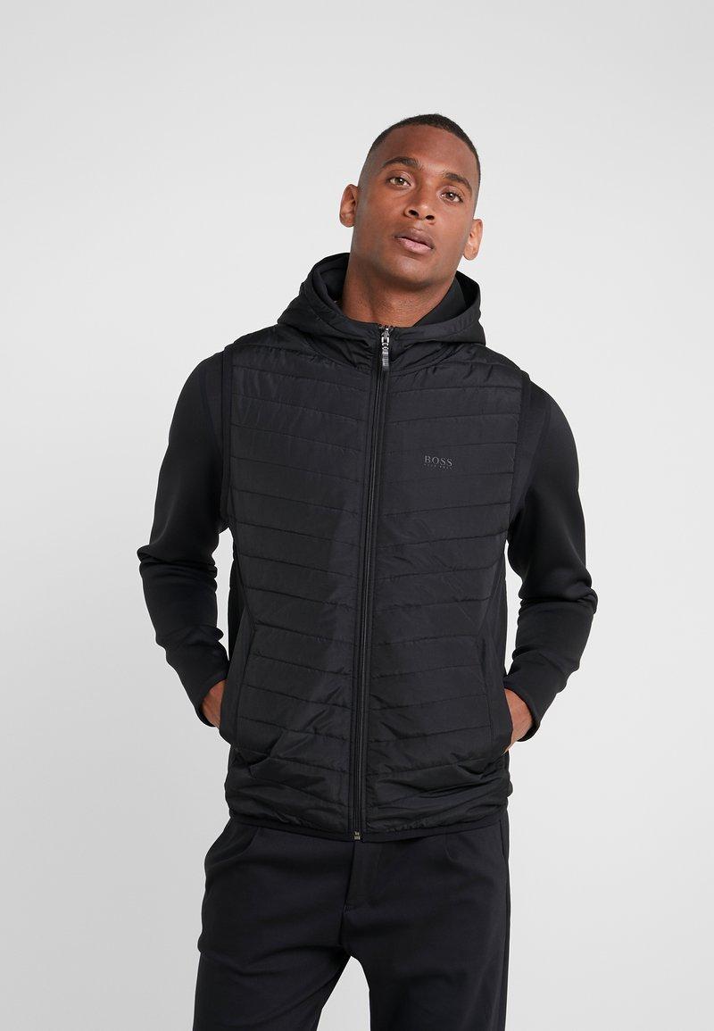 BOSS - SAWOTWO - Light jacket - black