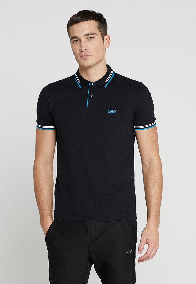 BOSS - PAUL - Polo shirt - black