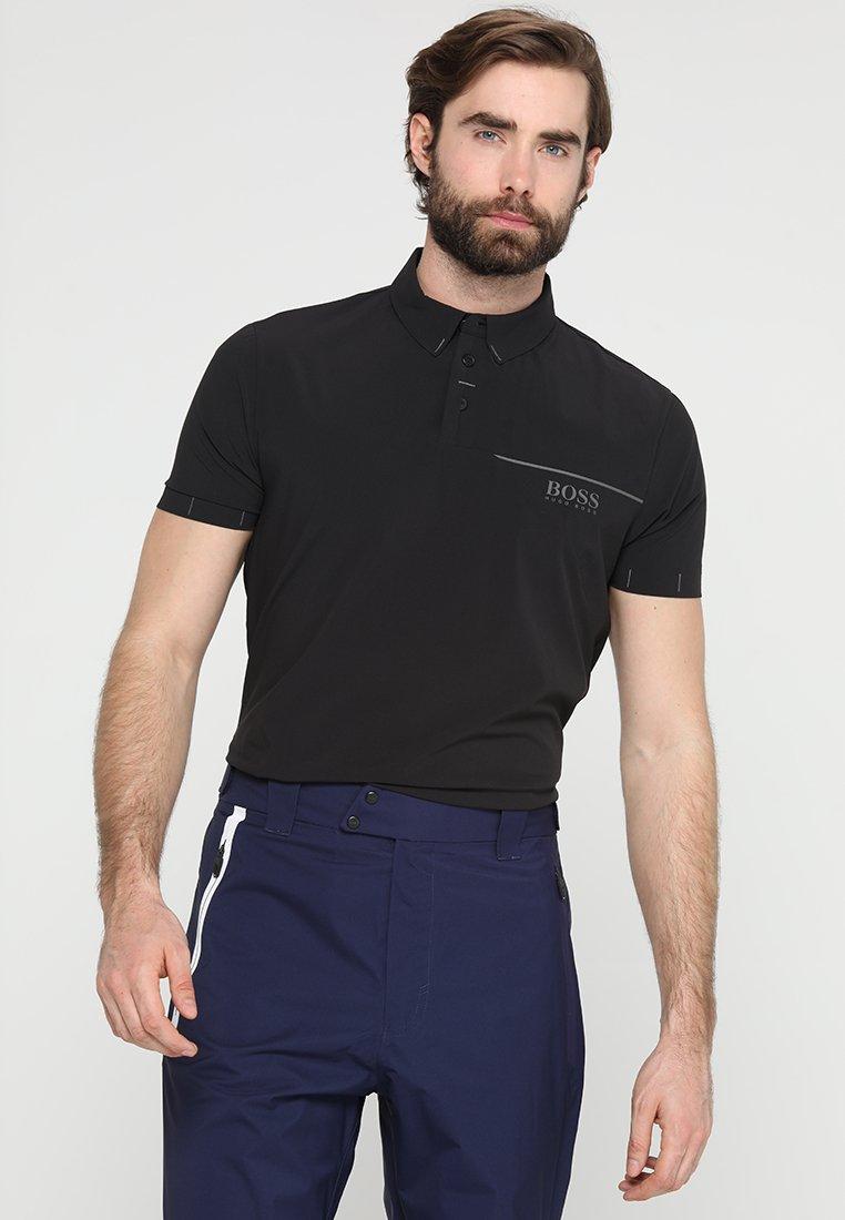 BOSS - PLYOTECH PRO - Poloshirt - black