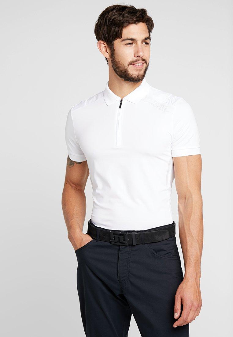 BOSS - PHILIX  - Funkční triko - white