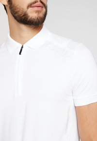 BOSS - PHILIX  - Funkční triko - white - 4
