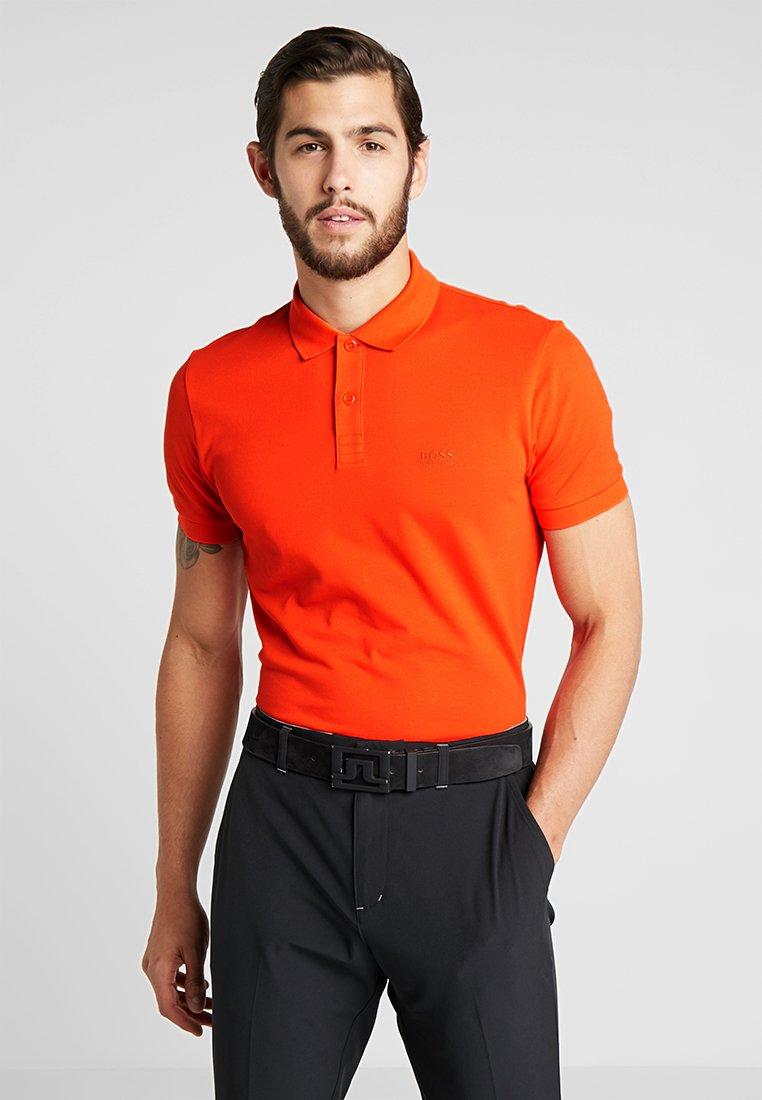 BOSS - PIRO - Polo - orange