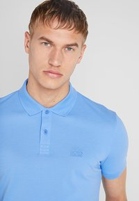 BOSS - PIRO - Poloshirt - light blue - 3