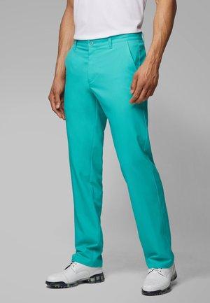 HAKAN 9-1 - Pantalon classique - turquoise