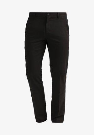 HAKAN 9-1 - Spodnie materiałowe - black