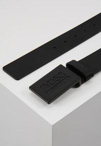 BOSS - ICON - Belt - black - 2
