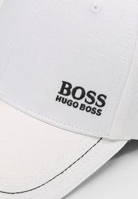 BOSS - Casquette - white - 4