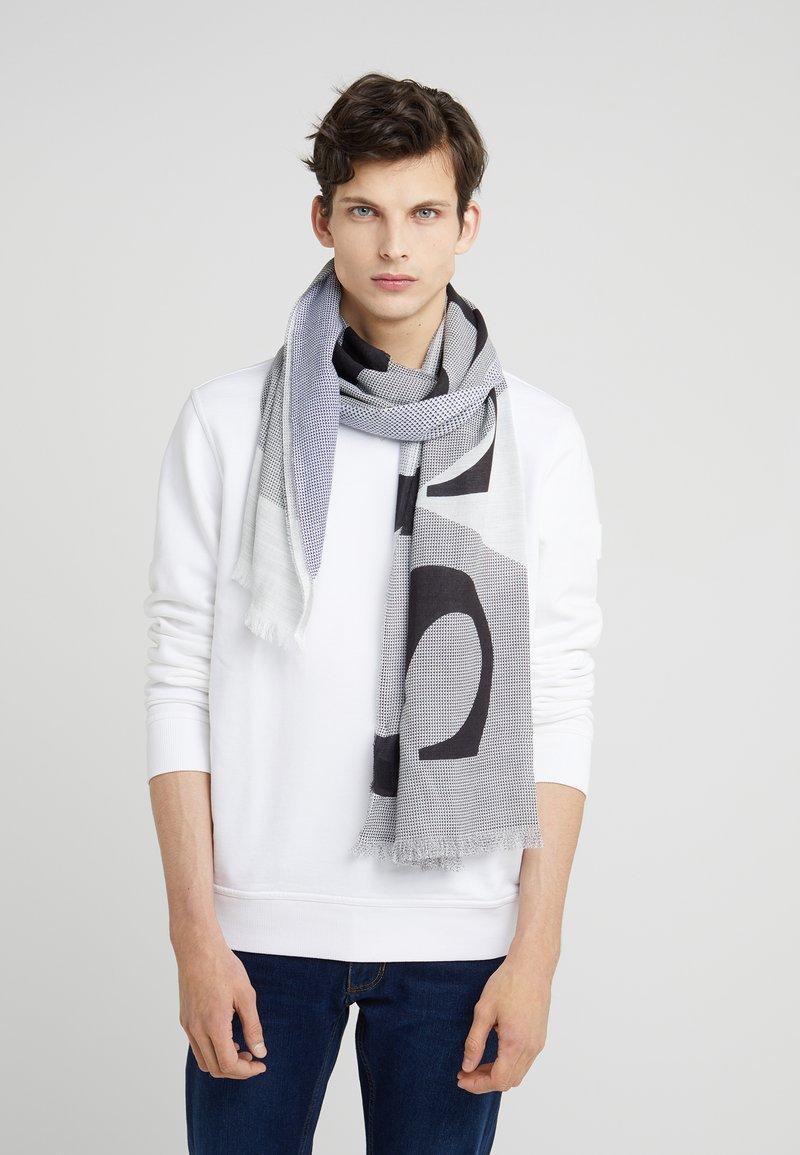 BOSS - SCARF BLOCK - Schal - light pastel grey