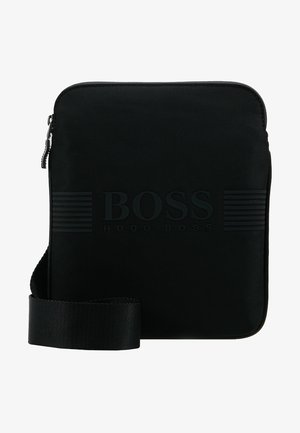 PIXEL ZIP - Across body bag - black