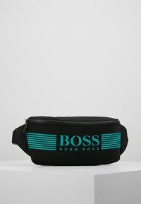 BOSS - PIXEL WAIST BAG - Marsupio - black - 0