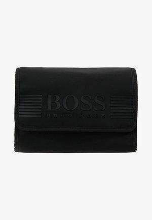PIXEL WASHBAG - Wash bag - black