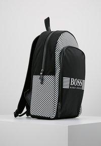 BOSS - PIXEL BACKPACK - Tagesrucksack - black - 3