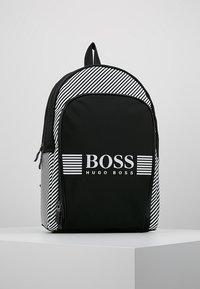 BOSS - PIXEL BACKPACK - Tagesrucksack - black - 0