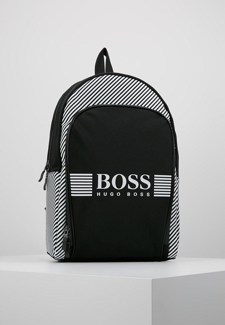 BOSS - PIXEL BACKPACK - Tagesrucksack - black