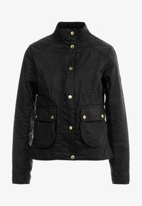 Barbour International - LIVINGO - Summer jacket - black - 3