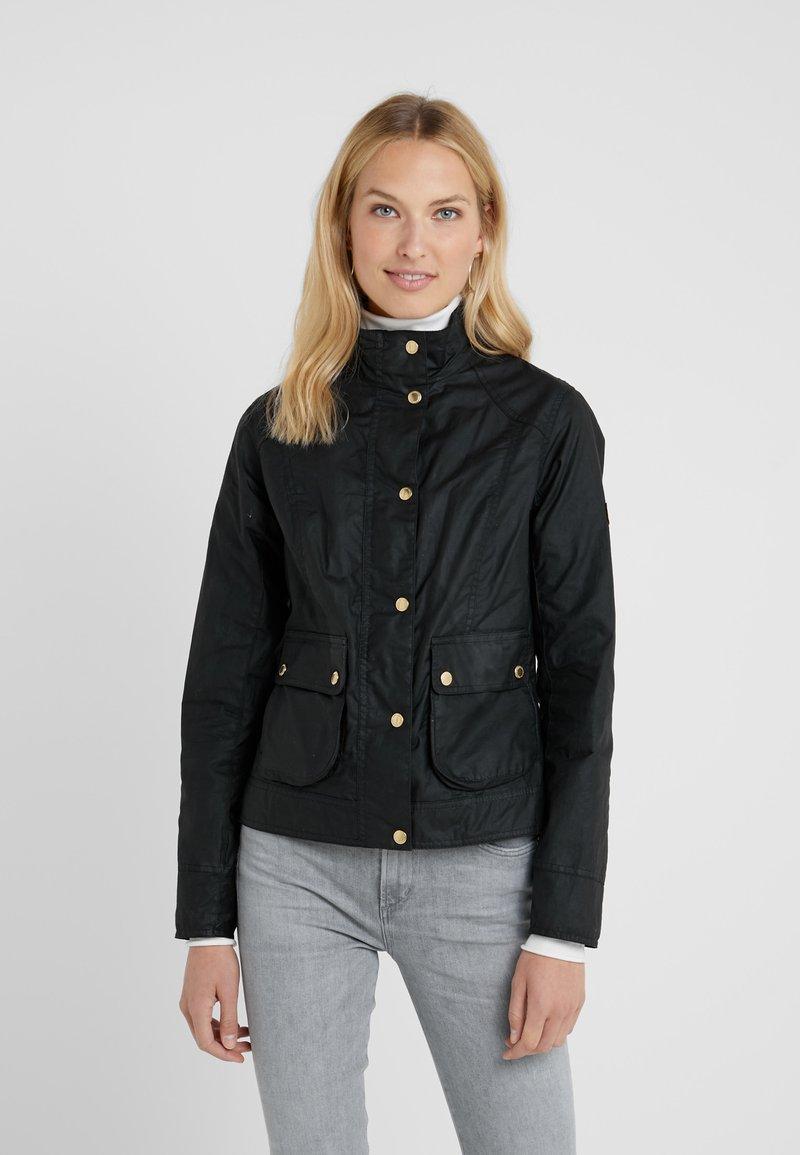 Barbour International - LIVINGO - Summer jacket - black