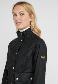 Barbour International - LIVINGO - Summer jacket - black - 4