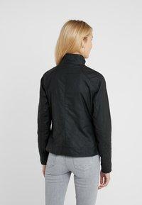 Barbour International - LIVINGO - Summer jacket - black - 2