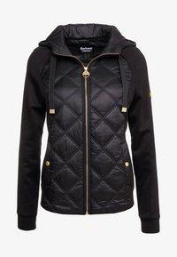 Barbour International - MATCH POINT - Light jacket - black - 4