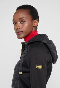 Barbour International - MATCH POINT - Light jacket - black - 3