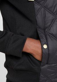Barbour International - MATCH POINT - Light jacket - black - 5