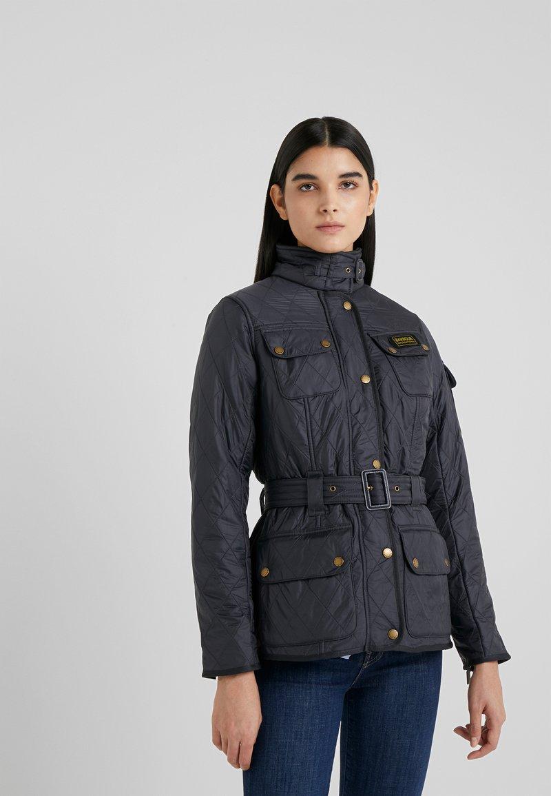 Barbour International - POLARQUILT - Light jacket - navy