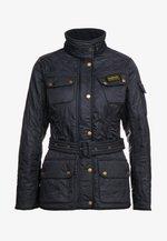 POLARQUILT - Light jacket - navy