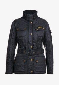 Barbour International - POLARQUILT - Light jacket - navy - 3