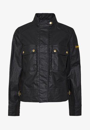 TRACKRACE CASUAL - Lehká bunda - black