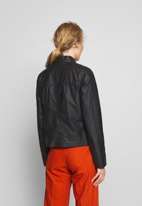 Barbour International - TRACKRACE CASUAL - Summer jacket - black - 2